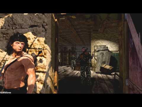 Rambo Playstation 3
