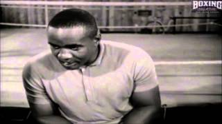Sonny Liston Interview