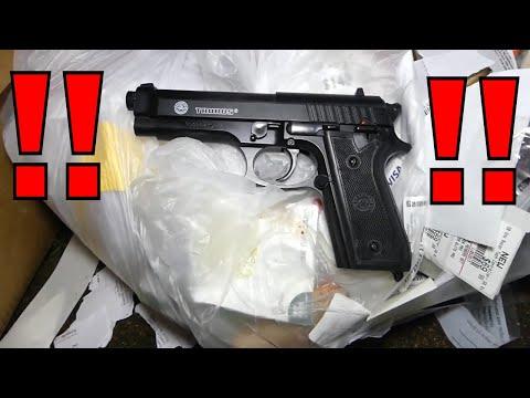 I FOUND A REAL GUN!!! Dumpster Diving Gamestop Night #346