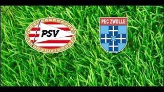 PSV VS PEC ZWOLLE LIVE MET DE VOETBALCOMMENTATOR (#174)