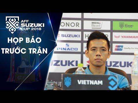 Đội trưởng Văn Quyết kêu gọi các đồng đội quyết tâm đánh bại Malaysia