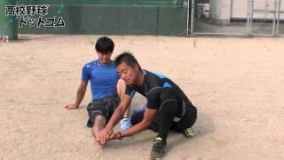 足の裏から爆発的な力を!トレーニング編
