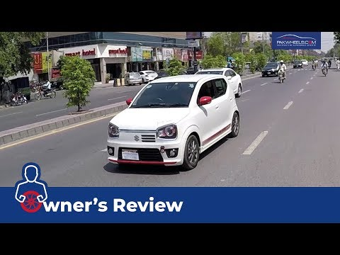 Suzuki Alto Turbo RS | Owner's Review