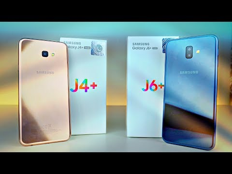 Video over Samsung Galaxy J6 Plus