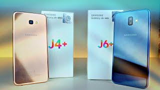 Samsung Galaxy J6 Plus & J4 Plus