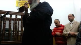 preview picture of video 'اقامة صلاة الجمعة الشيخ احمد نصار مسجد الحامدون محرمب بك اسكندرية مصر 2014/3/14'