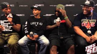 Masta Ace, Wordsworth; Stricklin on Eminem; Tell Wildest Groupie Stories