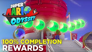 Super Mario Odyssey: What Happens When You Collect ALL THE MOONS?