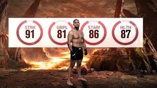 EA Sports UFC 3 Fighter Showcase - Gokhan Saki!