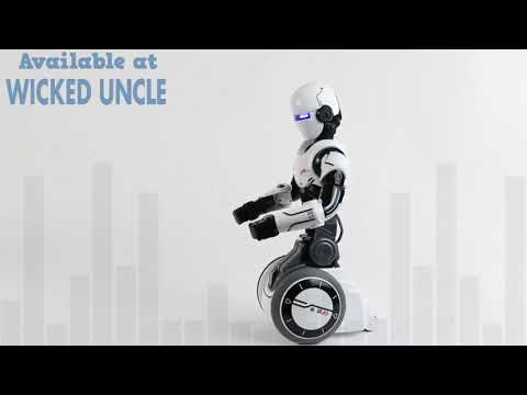 Youtube Video for OP One - 36cm Intelligent Robot