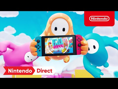 Fall Guys: Ultimate Knockout : Annonce Switch