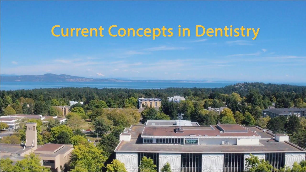 Video - WATCH VIDEO: Current Concepts in Dentistry