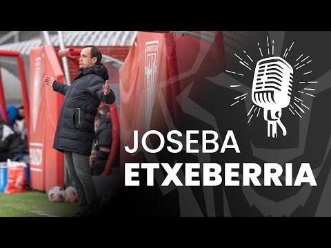 🎙️ Joseba Etxeberria I post Bilbao Athletic 2-1 CD Laredo l J19 – 2ªB 2020-21