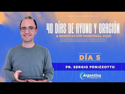 Oramos por todo el sistema de salud de la Argentina