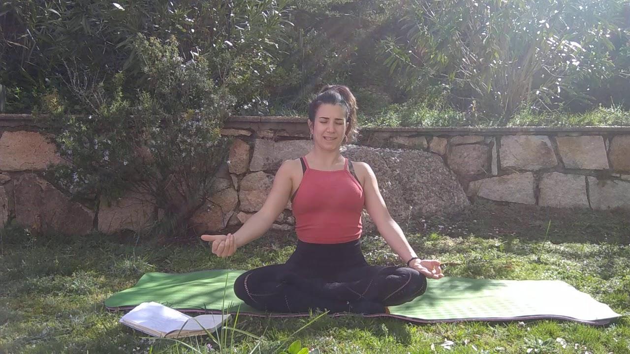 YOGA III. Pranayama de purificación.
