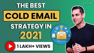 Writing the perfect cold email to get a job! | Ankur Warikoo | wari-Q Episode 20 | Cold Email Hacks