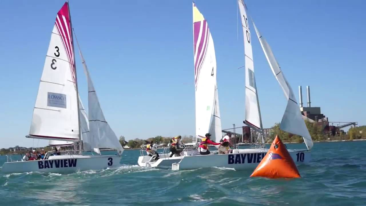 BYC Great Lakes Team Racing Championship Spot