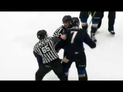 Caleb Fantillo vs. Ryan Pouliot
