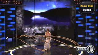 Miyoko Shida Rigolo The incredible ability to create a perfect balance Video