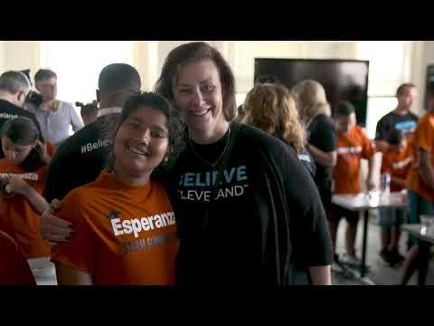 AT&T Believe Cleveland is Teaching Digital Literacy | AT&T-youtubevideotext