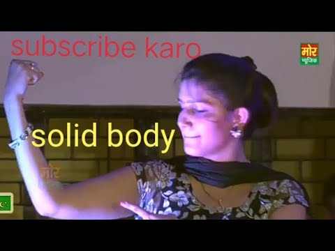 Solid Body// Sapna dance 2018 // Haryanvi song 2018