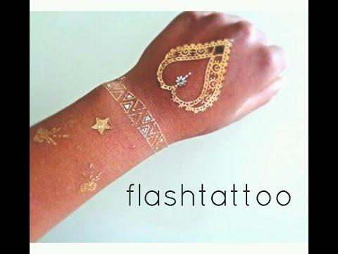 HOW TO // flash tattoo's (ikbensieraden.nl) ~ themakeupgeeknl