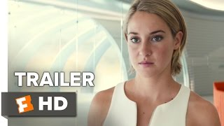 The Divergent Series Allegiant Official Teaser Trailer 1 2016  Shailene Woodley Movie HD