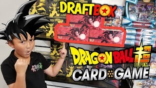 Gambar cover Opening The BEST Dragon Ball Super Card Game DRAFT BOX 2!! God Pack Again!