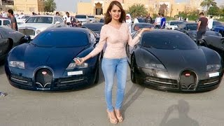 Rich Kids of the Middle East - The Most Expensive Car Event in the World !!!
