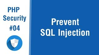 PHP Security Tips In Arabic #04   Prevent SQL Injection