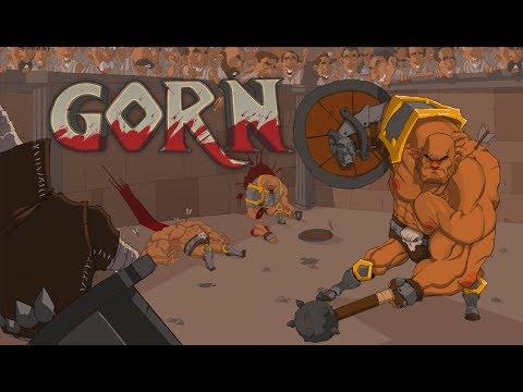 GORN - Official Gameplay Trailer thumbnail