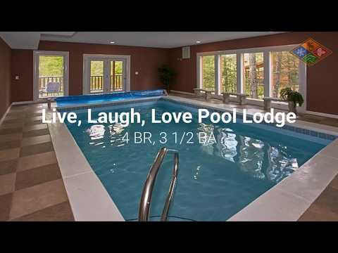 Live, Laugh, Love Pool Lodge Video Tour