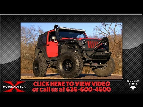 Video of '14 Wrangler - Q53Z