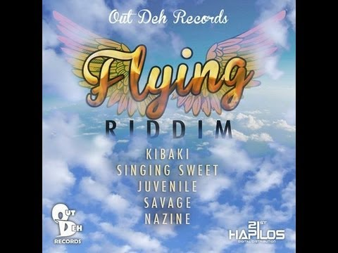 Flying Riddim - October 2012 - Out Deh Records