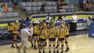 Lakeside Lady Rams Varsity Volleyball vs Ft Lake LIVE | September 27th