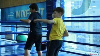 Секция: Бокс в клубе ЕвроФитнес