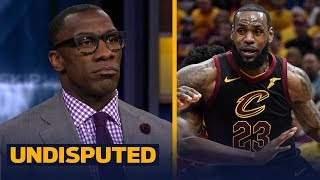 Skip and Shannon react to Tiger's comments about LeBron's longevity   NBA   UNDISPUTED