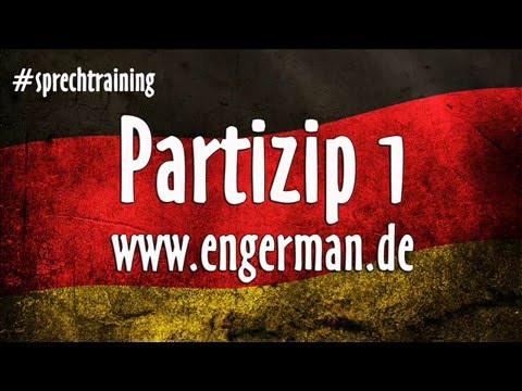 Deutsch Lernen | Partizip 1