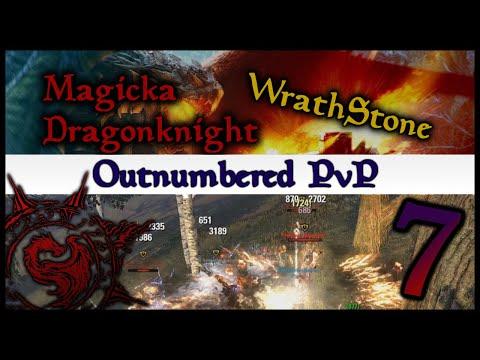 Magicka DK Build for Wrathstone [BattleRoar 2 0] 4,500 Spell