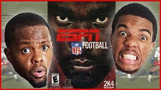 ESPN Football 2k4 Gameplay l #ThrowbackThursday - THAT MAN IS AN ANIMAL!!