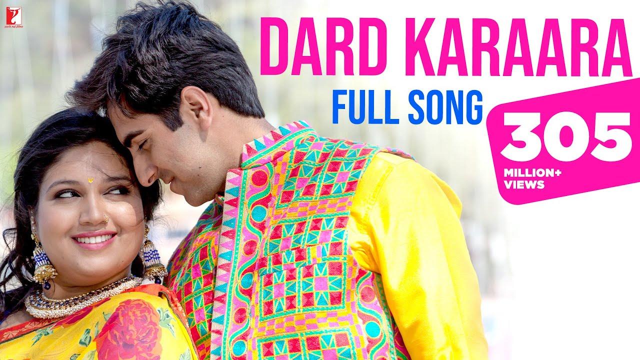Dard Karara Lyrics - Dum Laga Ke Haisha