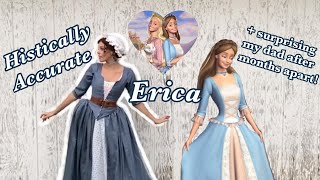 Making Historically Accurate Princess & The Pauper Costumes  | Pt.1