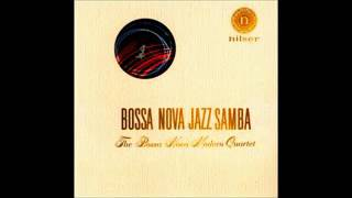 The Bossa Nova Modern Jazz Quartet - 1963 - Full Album