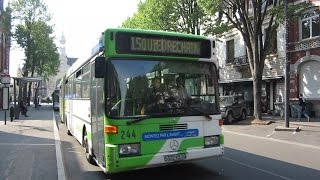 preview picture of video '[Valenciennes] Agora L / O405G - Gare (Lignes 15 et 16)'