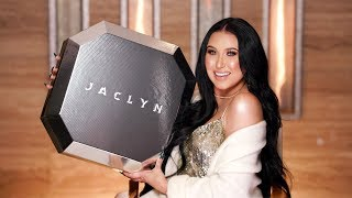 JACLYN COSMETICS HOLIDAY COLLECTION LAUNCHES ON 11/26/19 AT 9:00AM PST ON JACLYNCOSMETICS.COM  Accent Light Highlighter Palette - $49 Flash & Flare Palette  4 shades each  Mood Light Highlighter - $32 5 Shades   Beaming Light Highlighter - $24 5 Shades   BRUSHES:  J01 (Mood Light Brush) - $24  J02 (Accent Light Brush) - $20  J03 (Beaming Light Brush) - $20  HIGHLIGHT BUNDLES:  Bring The Light Bundle: Brush Trio - $54  Bold & Beaming Bundle: Beaming Loose Highlight (all shades) + Brush - $120  Mood Light Duo: Luminous Powder + Brush - $49  Accent Light Duo: Highlighter Palette + Brush - $59  Beaming Light Duo: Loose Highlighter + Brush - $39