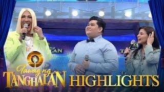 Vice Ganda suddenly mentions Ion's name while talking to Ann | Tawag ng Tanghalan