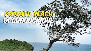4 Pantai Tersembunyi di Gunungkidul, Berasa Seperti di Private Beach