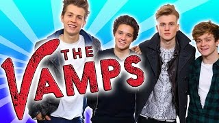 The Vamps ♥ 10 Things You Need to Know!