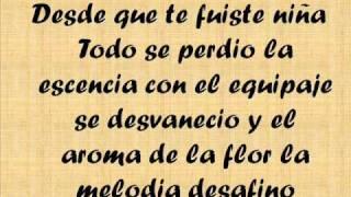 AVENTURA- LA CURITA (lyrics)