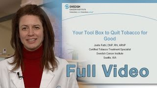 Your Tool Box to Quit Tobacco for Good